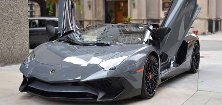 Lamborghini Aventador Monaco