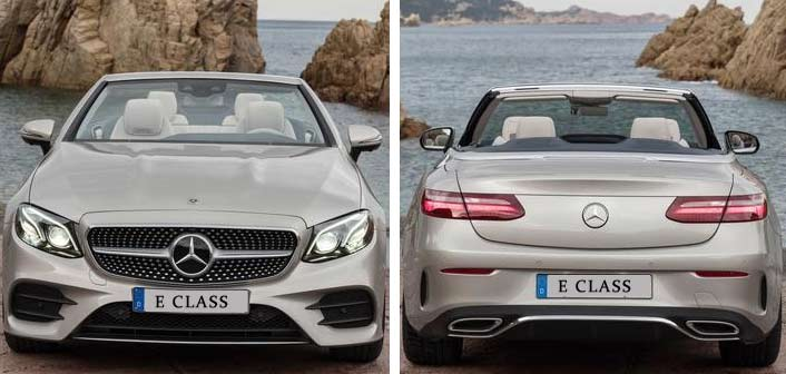 MB Classe E Cabriolet