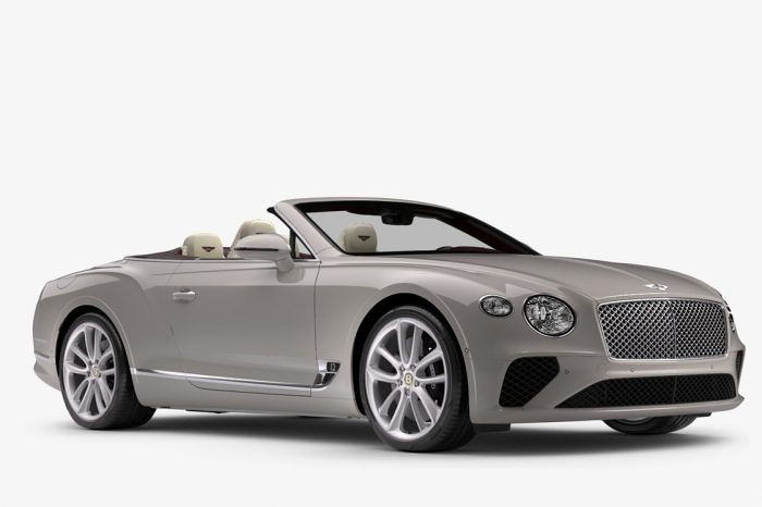 Bentley GT Convertible (nouveau GTC)