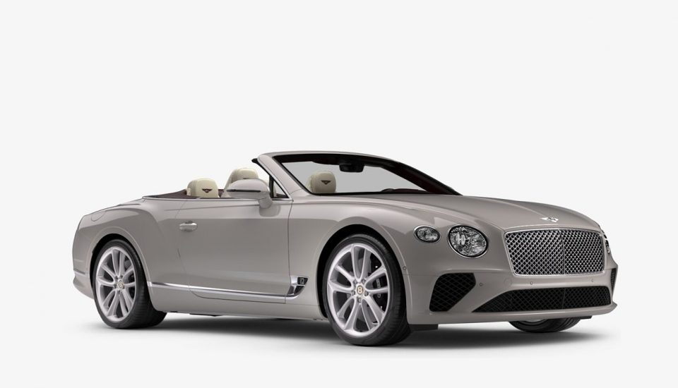 Bentley GT Convertible (nouveau GTC)