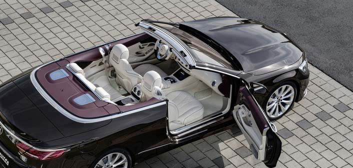 MB S Class Cabriolet
