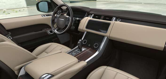 Range Rover Sport 3.0 à l'intérieur de 2