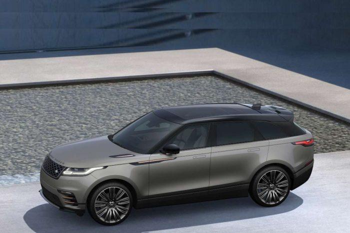 Range Rover Velar 3.0
